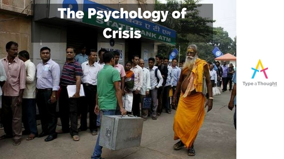 The Psychology of Crisis: Why We Act The Way We Do