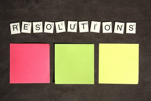 Tips to meet your new year resolution successfully!